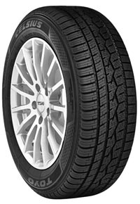 Toyo Celsius - All Season Car Tires